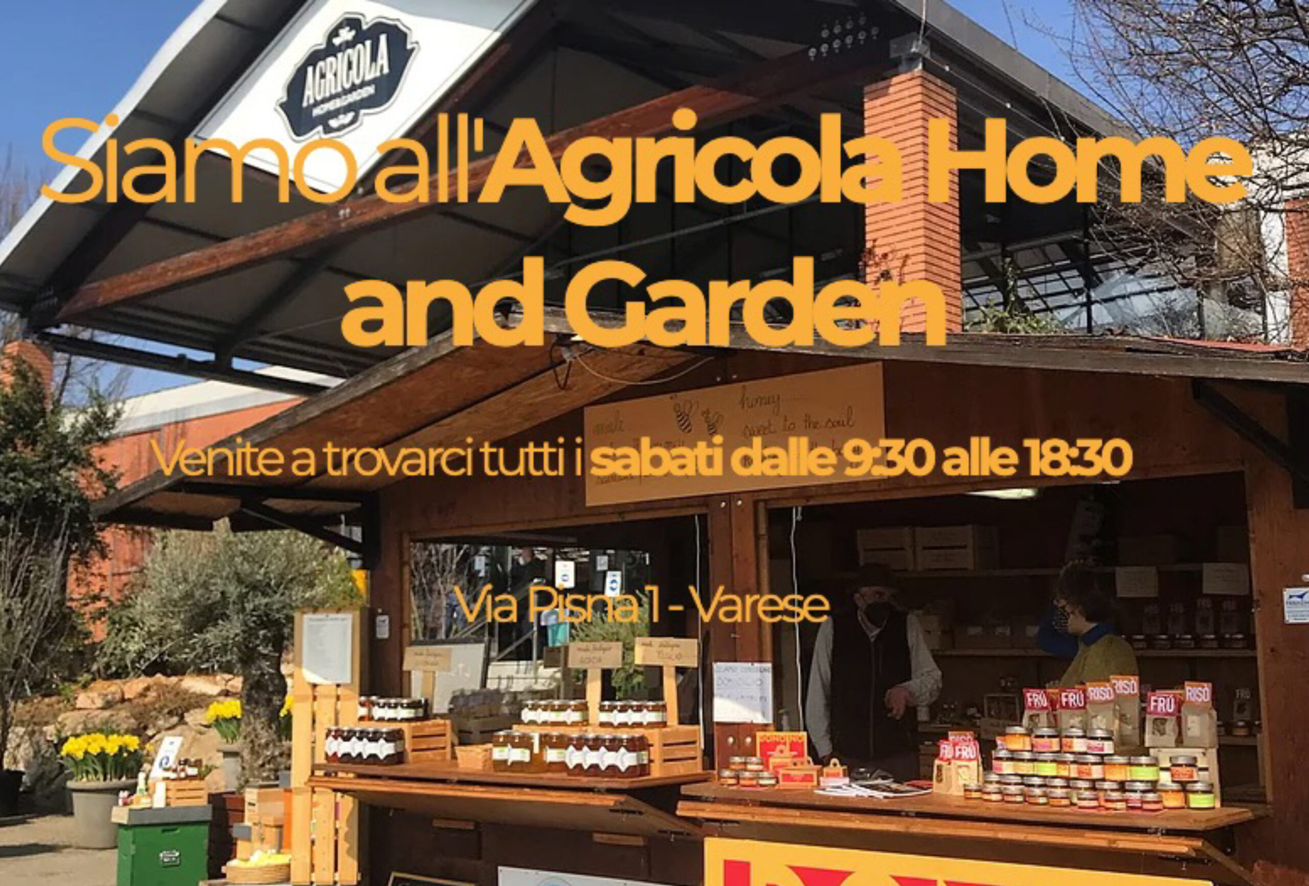 All'Agricola!